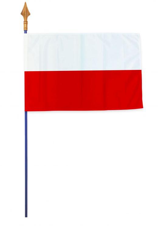 Drapeau Pologne Varinard 40*60 cm