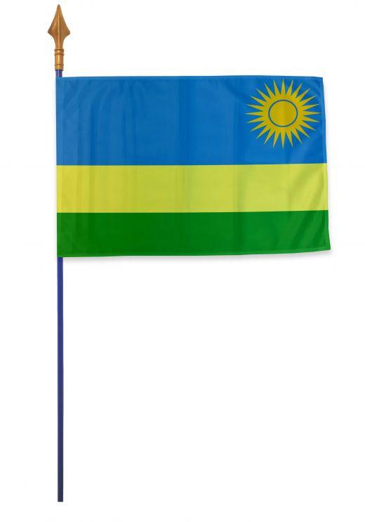 Drapeau Rwanda Varinard 40*60 cm
