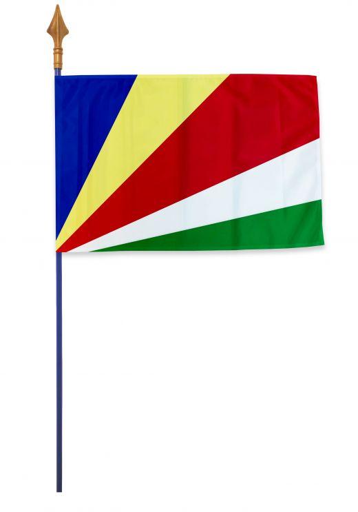 Drapeau Seychelles Varinard 40*60 cm
