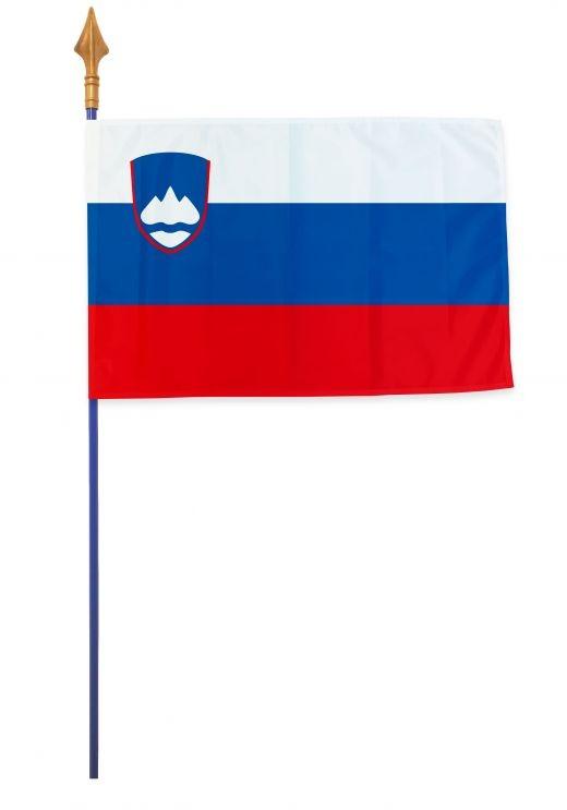 Drapeau Slovénie Varinard 40*60 cm