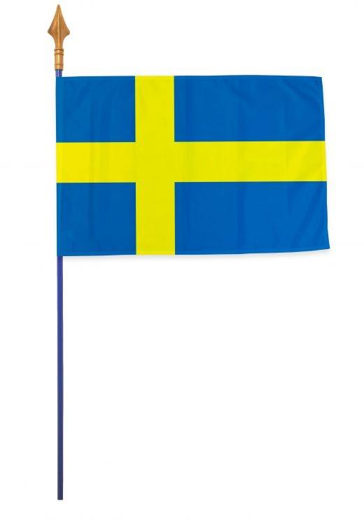 Drapeau Suède Varinard 40*60 cm
