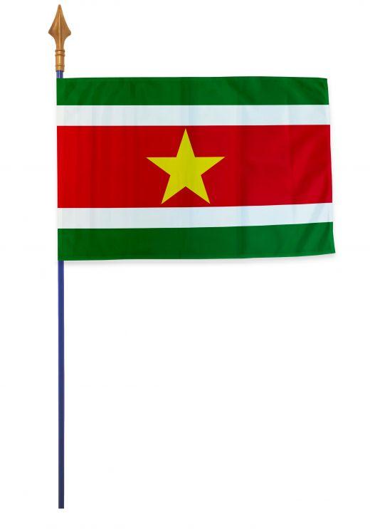 Drapeau Suriname Varinard 40*60 cm