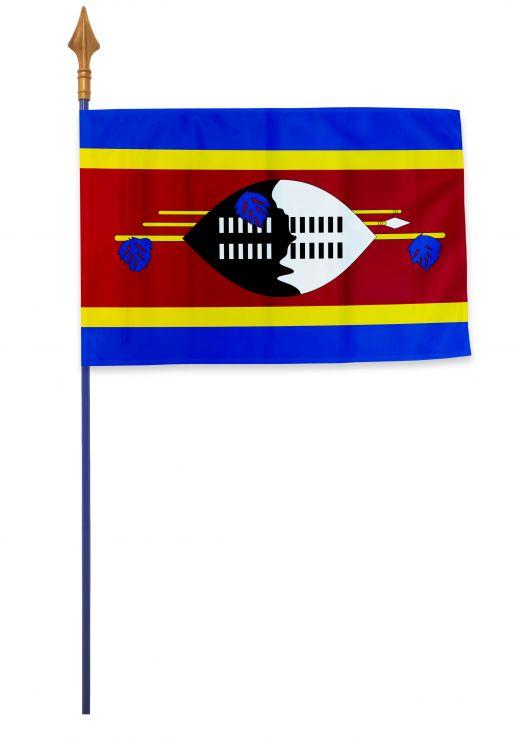 Drapeau Swaziland Varinard 40*60 cm