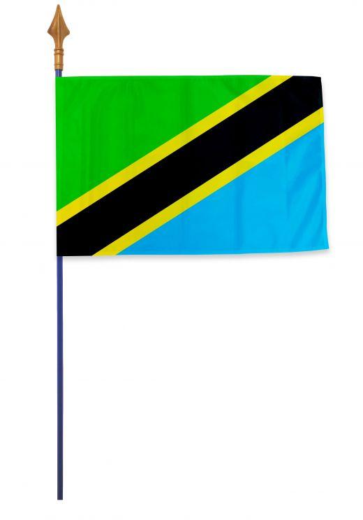 Drapeau Tanzanie Varinard 40*60 cm