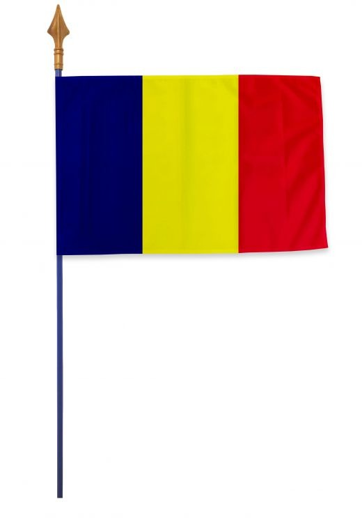 Drapeau Tchad Varinard 40*60 cm