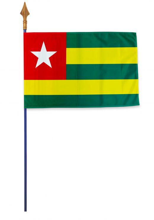 Drapeau Togo Varinard 40*60 cm