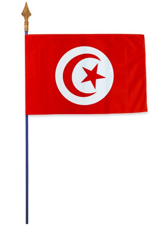 Drapeau Tunisie Varinard 40*60 cm