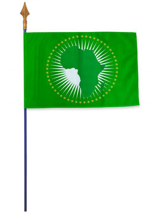 Drapeau Union Africaine Varinard 40*60 cm