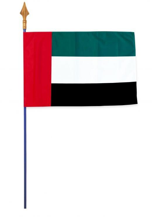 Drapeaux, pavillons et oriflammes Émirats arabes unis 40*60 cm