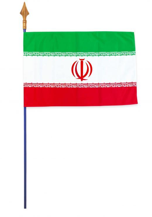 Drapeaux et oriflammes Iran 40*60 cm