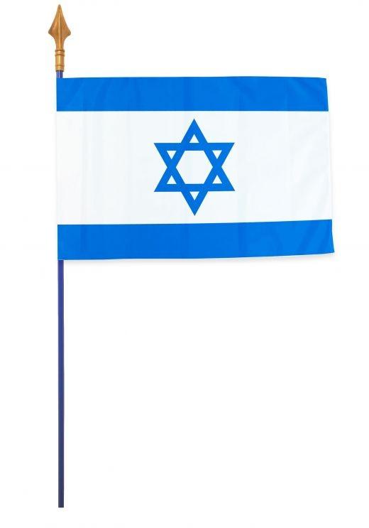 Drapeaux et oriflammes Israël 40*60 cm