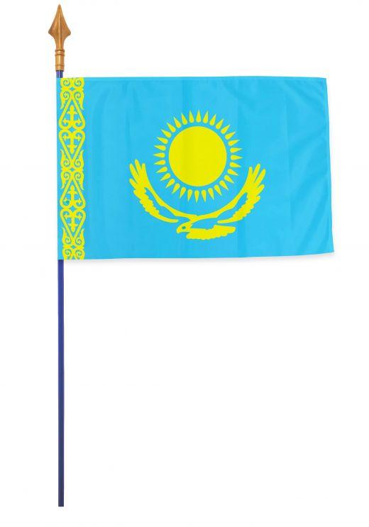 Drapeaux et oriflammes Kazakhstan 40*60 cm