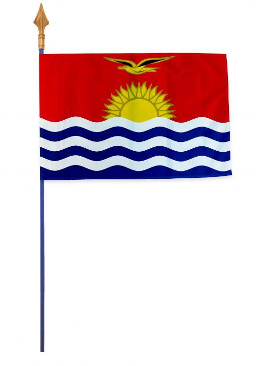 Drapeaux et oriflammes Kiribati 40*60 cm