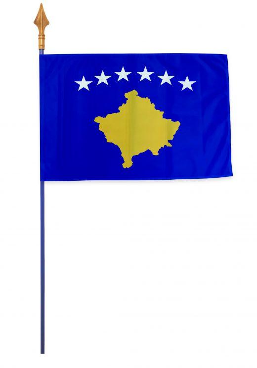 Drapeaux et oriflammes Kosovo 40*60 cm