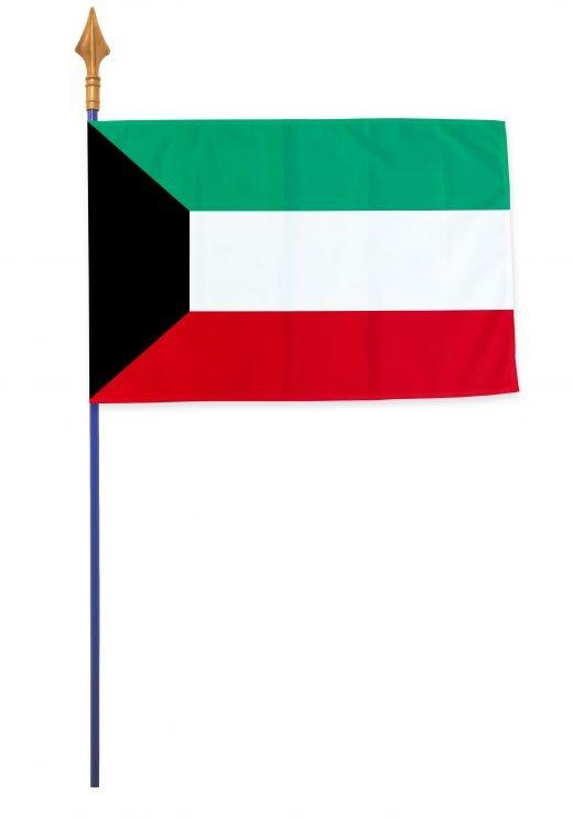 Drapeaux et oriflammes Koweït 40*60 cm
