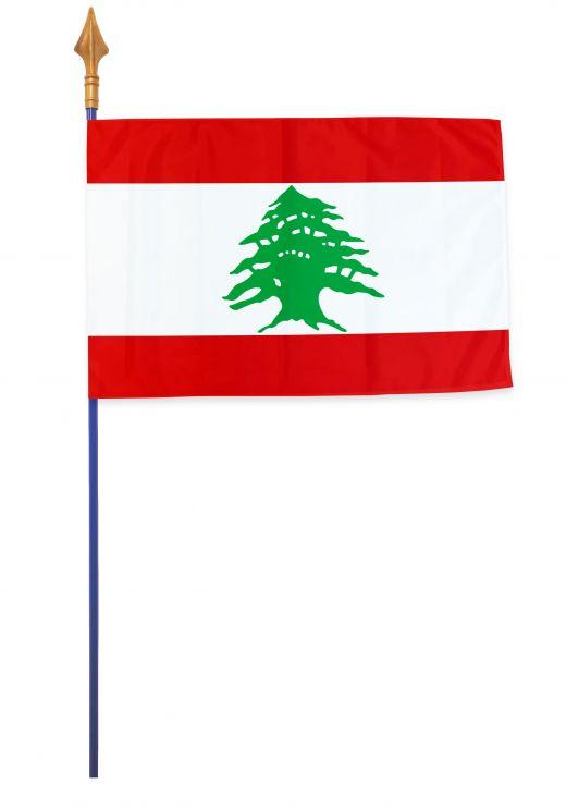 Drapeaux et oriflammes Liban 40*60 cm