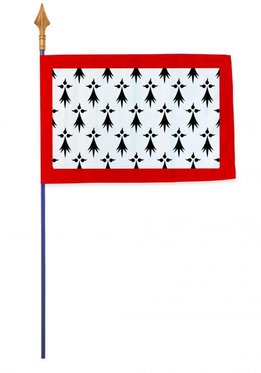 Drapeaux et oriflammes Limousin 40*60 cm