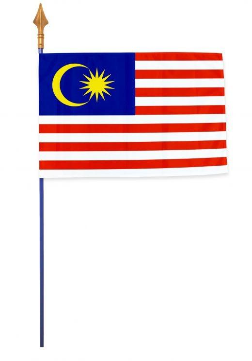 Drapeaux et oriflammes Malaisie 40*60 cm