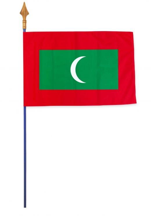 Drapeaux et oriflammes Maldives 40*60 cm