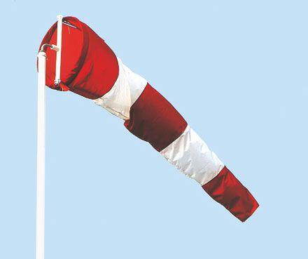Mât cylindrique pour manche à air 6m
