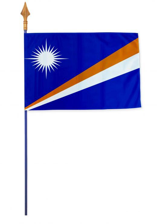Drapeaux et oriflammes Îles Marshall 40*60 cm