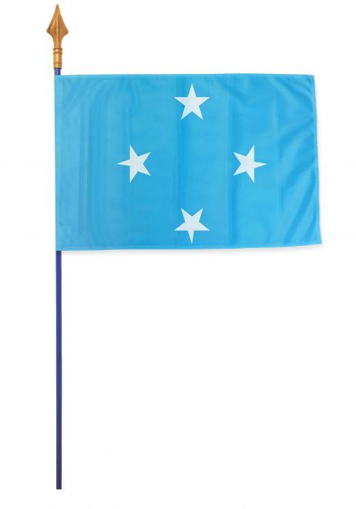 Drapeaux et oriflammes Micronésie 40*60 cm