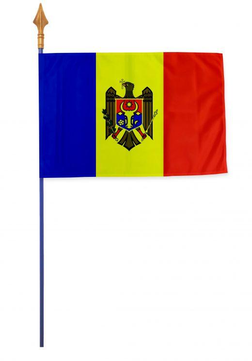 Drapeaux et oriflammes Moldavie 40*60 cm