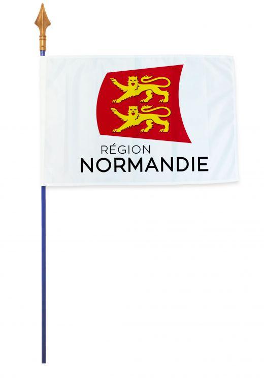 Drapeaux et oriflammes Normandie 40*60 cm