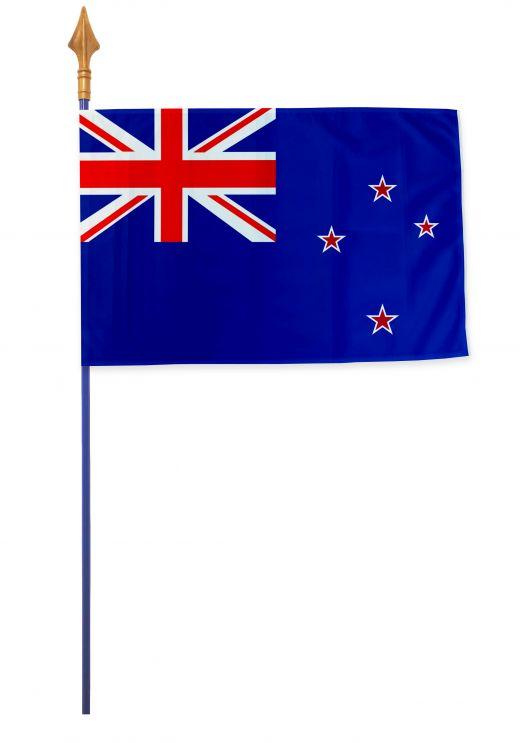Drapeaux et oriflammes Nouvelle-Zélande 40*60 cm