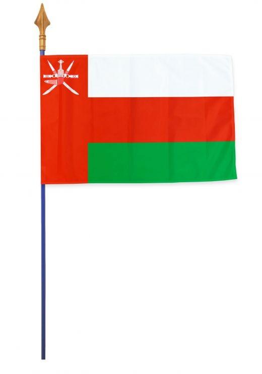 Drapeaux et oriflammes Oman 40*60 cm