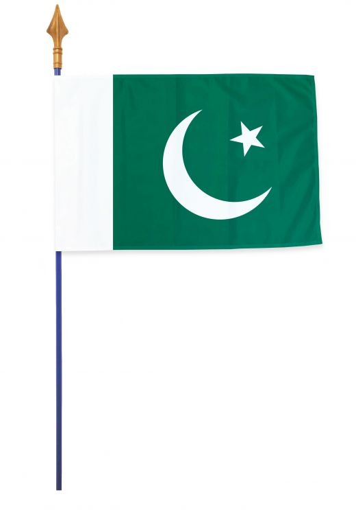Drapeaux et oriflammes Pakistan 40*60 cm