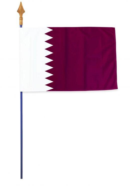 Drapeaux et oriflammes Qatar 40*60 cm