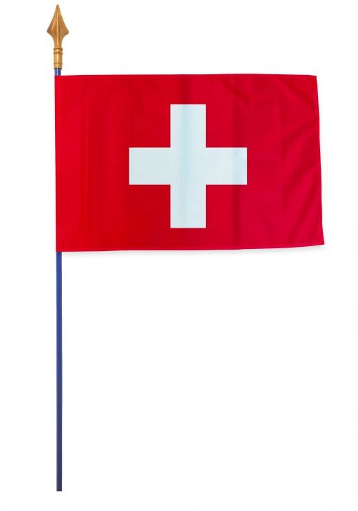 Drapeaux et oriflammes Suisse 40*60 cm