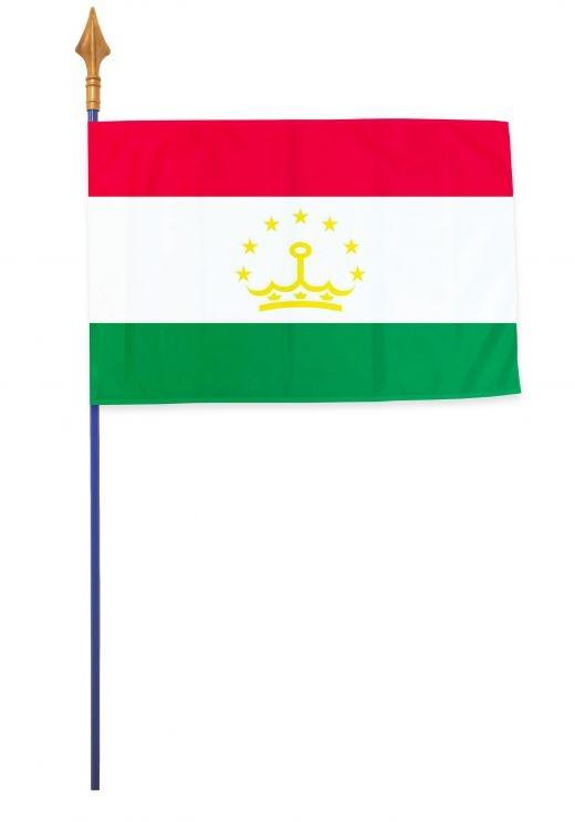 Drapeaux et oriflammes Tadjikistan 40*60 cm