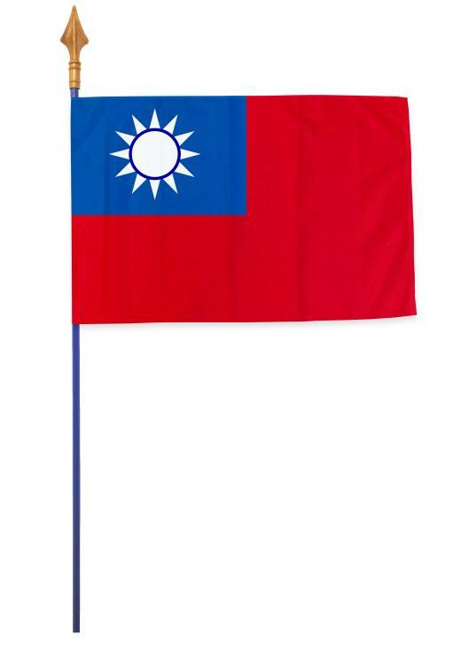 Drapeaux et oriflammes Taïwan 40*60 cm