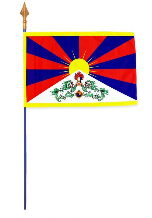 Drapeaux et oriflammes Tibet 40*60 cm