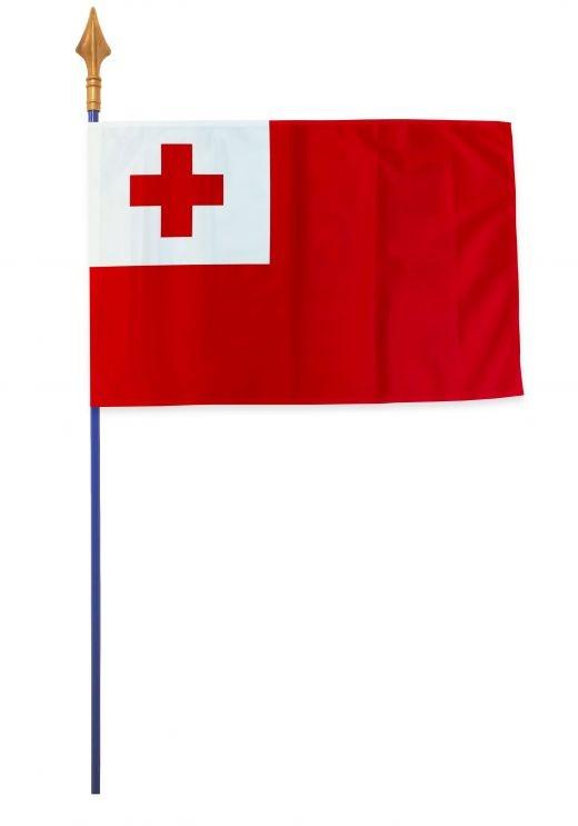 Drapeaux et oriflammes Tonga 40*60 cm
