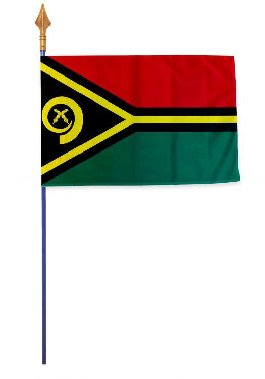 Drapeaux et oriflammes Vanuatu 40*60 cm